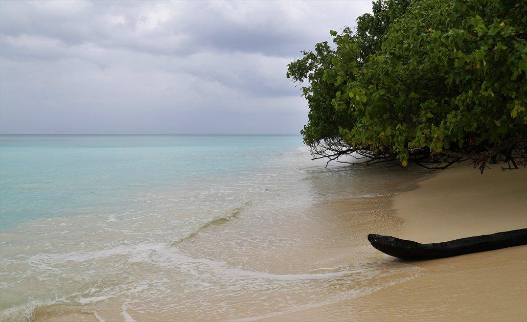 Virgin beaches of Andaman