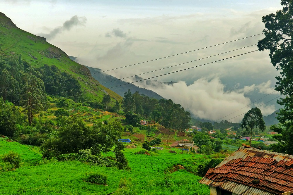 small town in Ooty